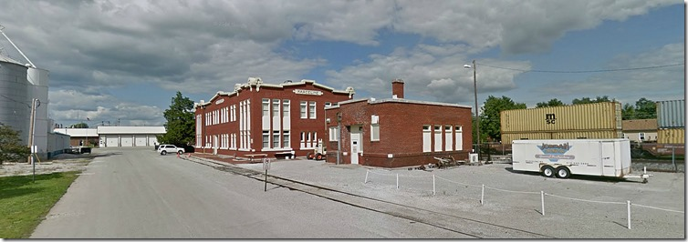Google Street View - Walt Disney Hometown Museum